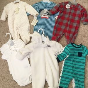 NWT 3 Month Baby Boy Lot